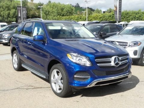 New 2017 Mercedes-Benz GLE GLE350 Rear Wheel Drive SUV
