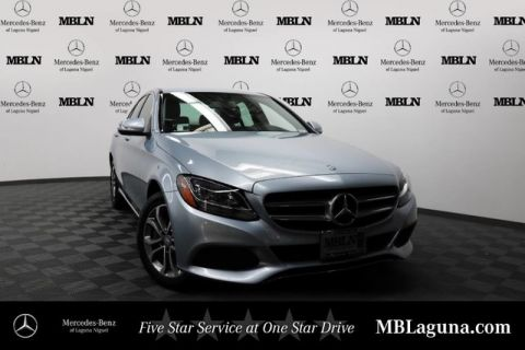 Certified Pre-Owned 2015 Mercedes-Benz C-Class C300 AWD 4MATIC®