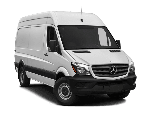 New 2016 Mercedes-Benz Sprinter Cargo Workers Van 2500 Rear Wheel Drive CARGO VAN