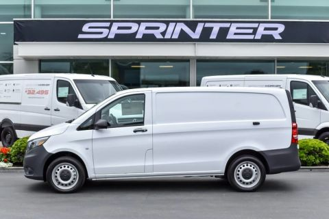 New 2016 Mercedes-Benz Metris Cargo Van