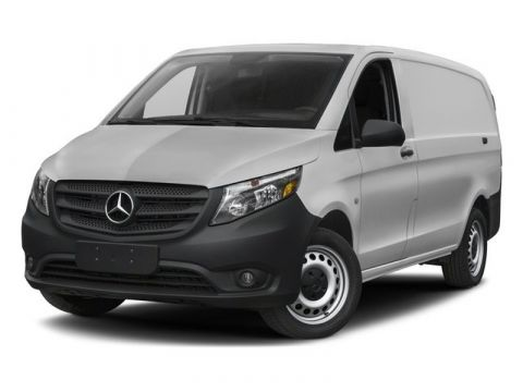 New 2017 Mercedes-Benz Metris Cargo Van