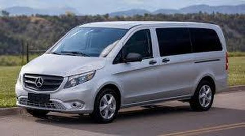 New 2017 Mercedes-Benz Metris Passenger Van Rear Wheel Drive PASSENGER VAN