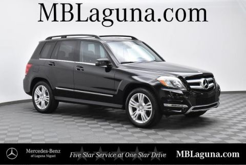 Certified Pre-Owned 2015 Mercedes-Benz GLK GLK 350