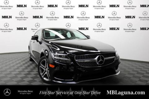 Certified Pre-Owned 2015 Mercedes-Benz CLS CLS400 Rear Wheel Drive Coupe