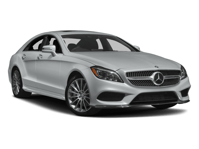New 2017 Mercedes-Benz CLS CLS550 Rear Wheel Drive Coupe
