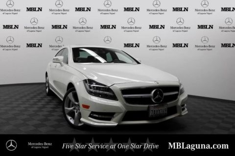 Certified Pre-Owned 2014 Mercedes-Benz CLS CLS550 Rear Wheel Drive Coupe