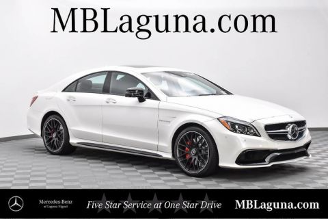 New 2017 Mercedes-Benz CLS AMG® CLS 63 S Coupe