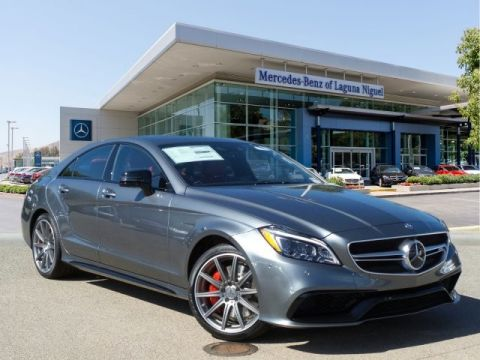 New 2017 Mercedes-Benz CLS AMG® CLS63 S AWD 4MATIC®
