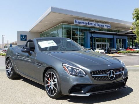 New 2017 Mercedes-Benz AMG® SLC 43 4MATIC®