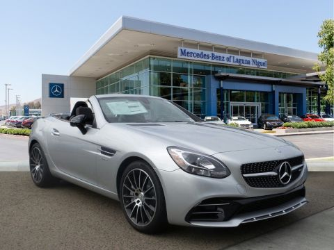 New 2017 Mercedes-Benz SLC AMG® SLC43 Rear Wheel Drive ROADSTER