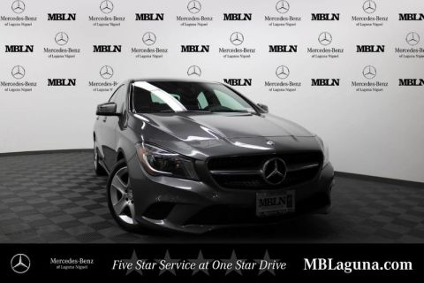 Certified Pre-Owned 2015 Mercedes-Benz 250 Rear Wheel Drive Coupe