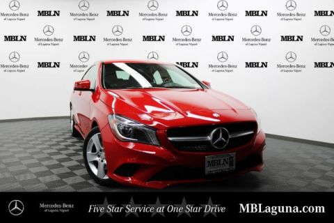 Certified Pre-Owned 2015 Mercedes-Benz CLA CLA250 Front Wheel Drive Coupe