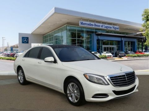 New 2017 Mercedes-Benz S-Class S 550 Rear Wheel Drive SEDAN
