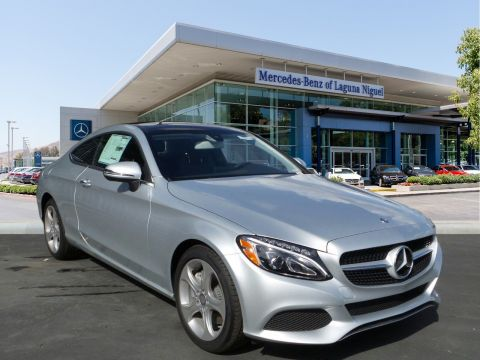 New 2017 Mercedes-Benz C-Class C300 Rear Wheel Drive COUPE