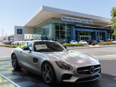 New 2017 Mercedes-Benz GT AMG® GT Rear Wheel Drive COUPE