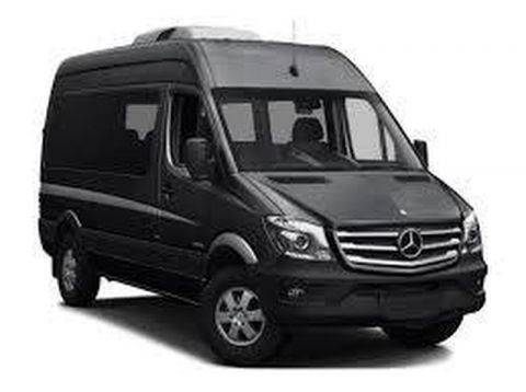 New 2016 Mercedes-Benz Sprinter Passenger Van 2500 4MATIC®