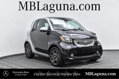 New 2018 smart fortwo electric drive prime