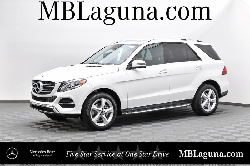 New 2018 mercedes benz gle gle 350 suv in laguna niguel for Mercedes benz financial payment address