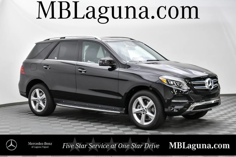 New 2018 mercedes benz gle gle 350 suv in laguna niguel for Mercedes benz financial services online payment