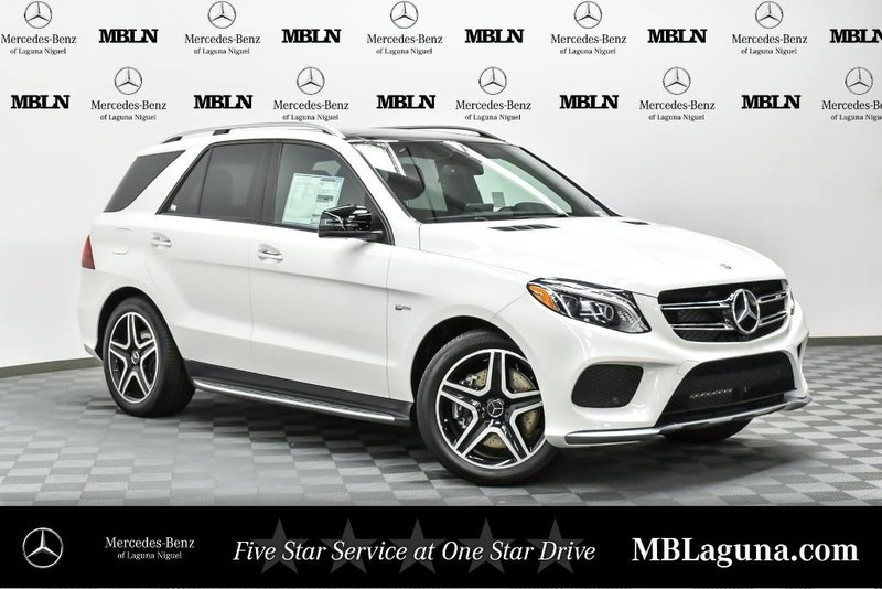 New 2017 mercedes benz gle amg gle 43 suv in laguna for Mercedes benz financial payment address