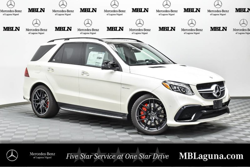 New 2017 mercedes benz gle amg gle 63 s suv in laguna for Mercedes benz service coupons 2017