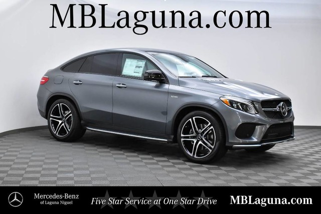 New 2019 Mercedes Benz Gle Amg Gle 43 Coupe In Laguna Niguel