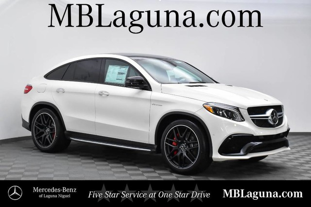 New 2019 Mercedes Benz Gle Amg Gle 63 S Coupe In Laguna Niguel