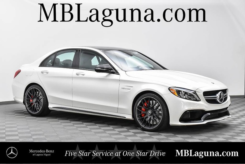 New 2018 mercedes benz c class amg c 63 s sedan in laguna for Mercedes benz customer service complaints