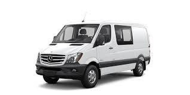 New 2018 Mercedes-Benz Sprinter Crew Van