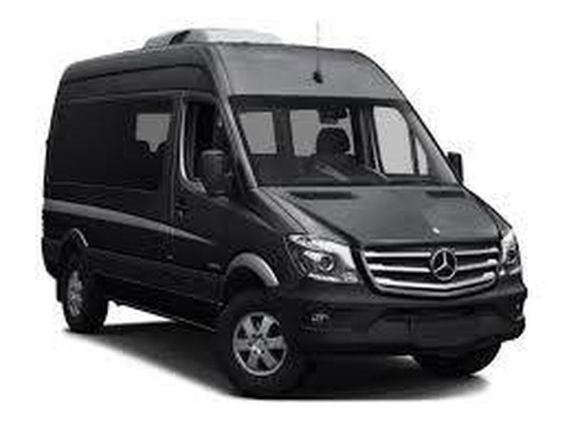 New 2016 mercedes benz sprinter passenger van 2500 for Mercedes benz sprinter passenger