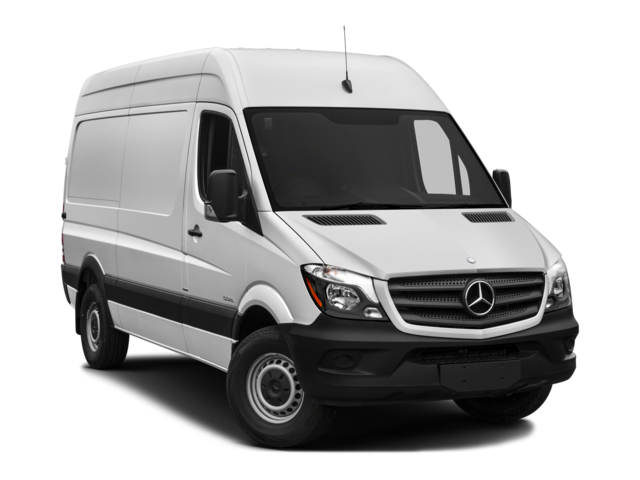 New 2016 Mercedes-Benz Sprinter Cargo Workers Van 2500