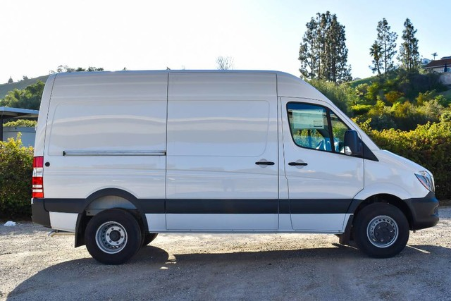 New 2017 Mercedes Benz Sprinter Cargo Van 3500