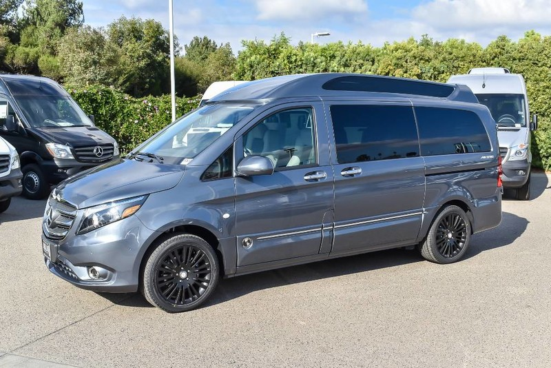 New 2018 mercedes benz metris passenger van metris for 2018 mercedes benz metris redesign
