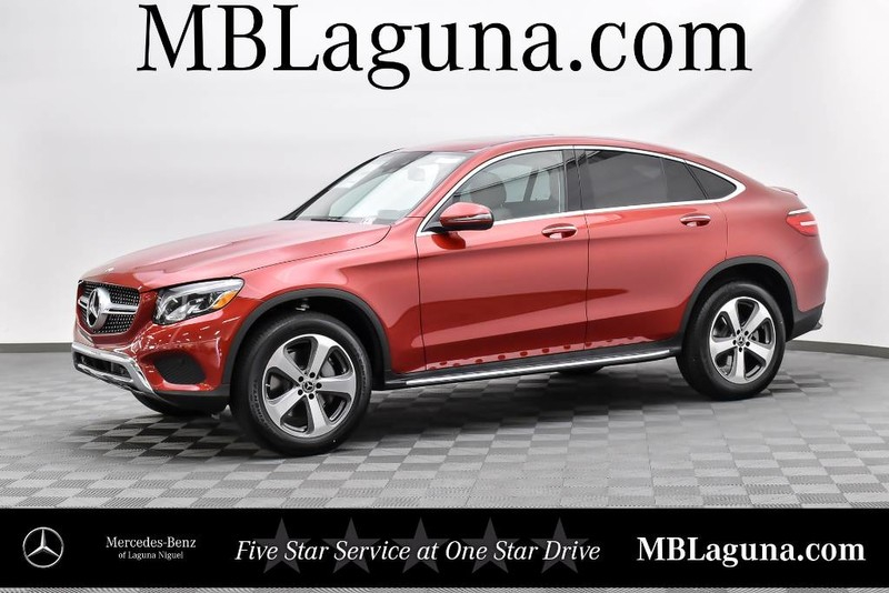 New 2018 mercedes benz glc glc 300 coupe in laguna niguel for Mercedes benz financial services online payment