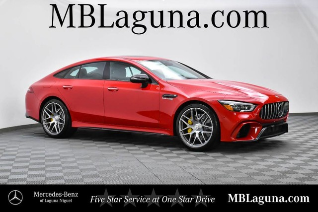 New 2019 Mercedes-Benz AMG® GT AMG® GT 63 Coupe 4 Door