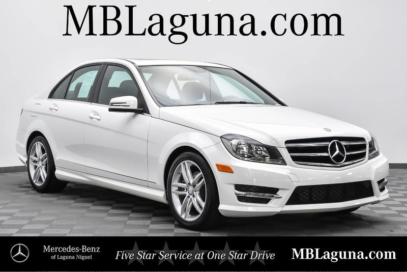 Certified Pre-Owned 2014 Mercedes-Benz C-Class C 250 Sport