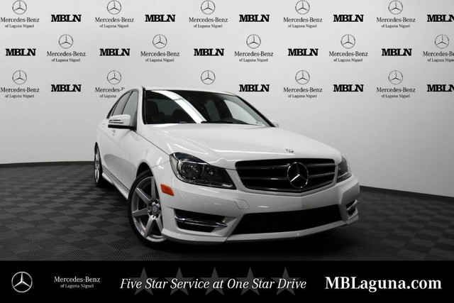 Certified Pre-Owned 2014 Mercedes-Benz C-Class C250 Luxury