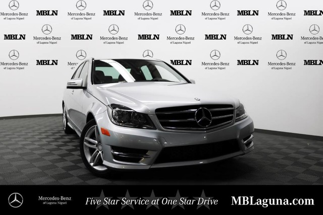 Certified Pre-Owned 2014 Mercedes-Benz C-Class C250 Sport