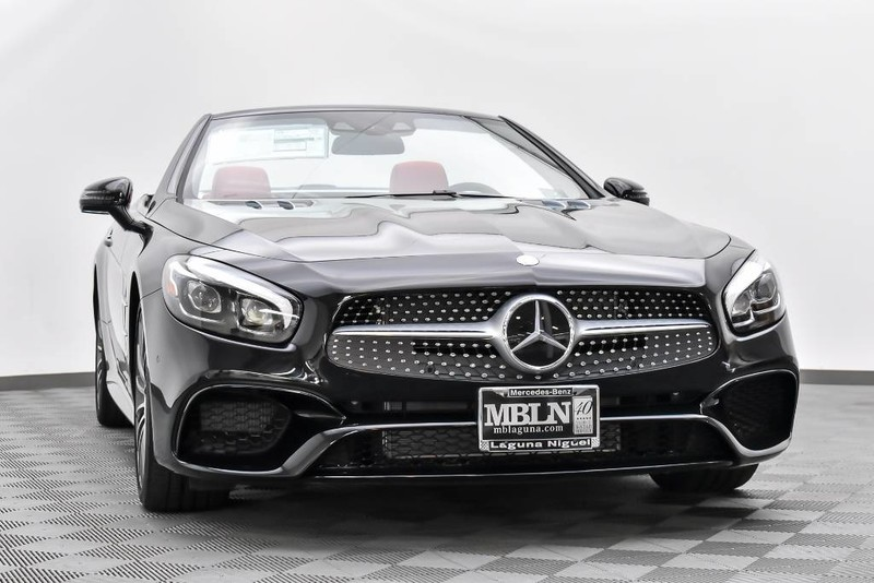 New 2017 mercedes benz sl sl 550 roadster in laguna niguel for Mercedes benz service coupons 2017