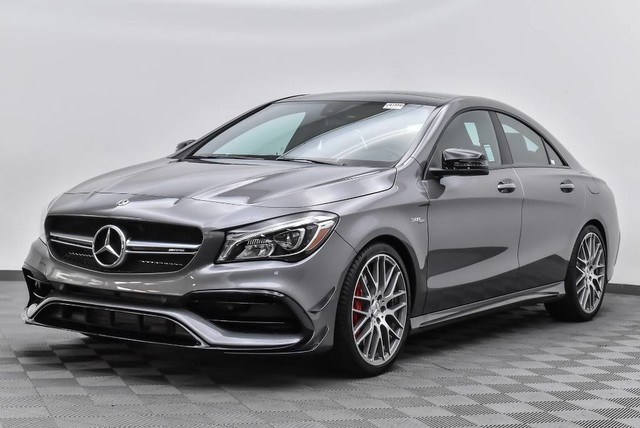 New 2018 Mercedes Benz CLA AMG® CLA 45