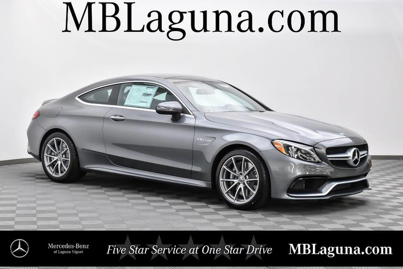 New 2018 mercedes benz c class amg c 63 coupe in laguna for Mercedes benz financial services jobs