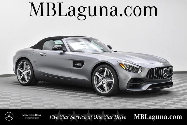 New 2018 Mercedes-Benz AMG® GT