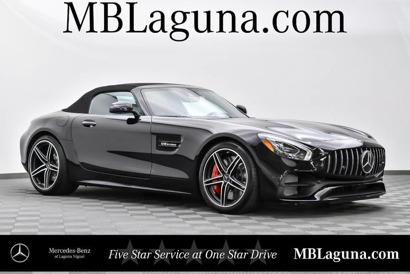 new 2018 mercedes benz gt amg gt c roadster in laguna niguel a36508 mercedes benz of laguna. Black Bedroom Furniture Sets. Home Design Ideas