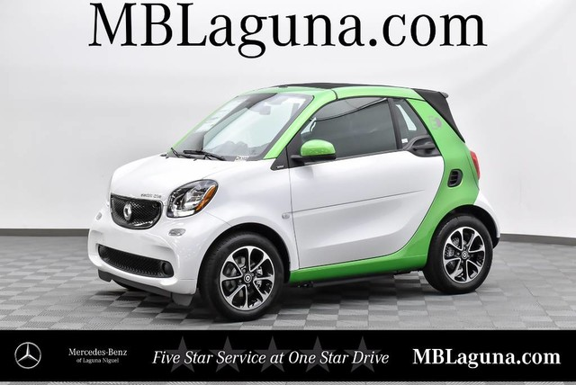 New 2017 Smart Fortwo Electric Drive Pion