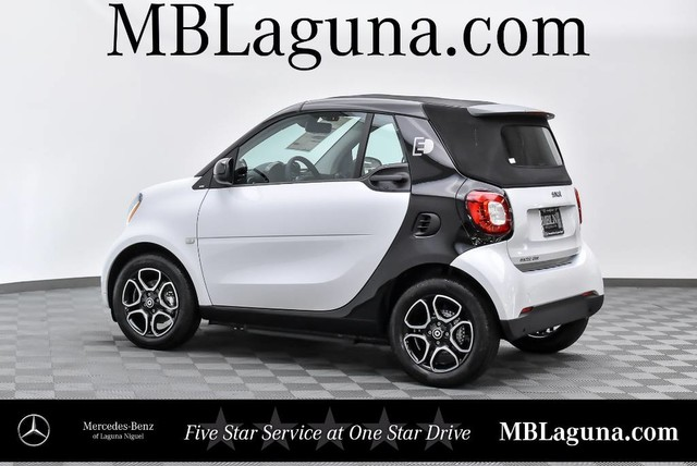New 2017 Smart Fortwo Electric Drive Prime