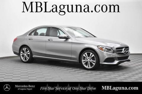 Pre-Owned 2016 Mercedes-Benz C-Class C 350e
