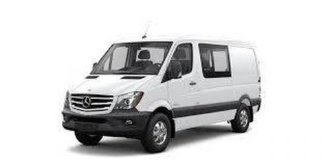 New 2018 Mercedes-Benz Sprinter Crew Van 2500