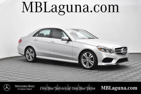 Certified Pre-Owned 2016 Mercedes-Benz E-Class E 350 Luxury