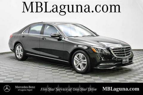 c0922364f7a New 2019 Mercedes-Benz S 450 Sedan VIN  WDDUG6GB2KA431093 ...
